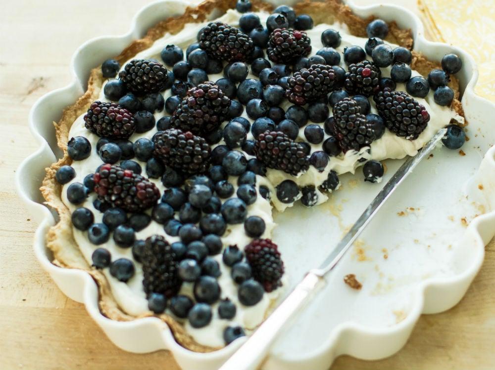 mirtilli torta