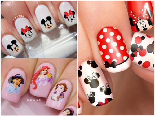 nail,art,disney,cover,mobile