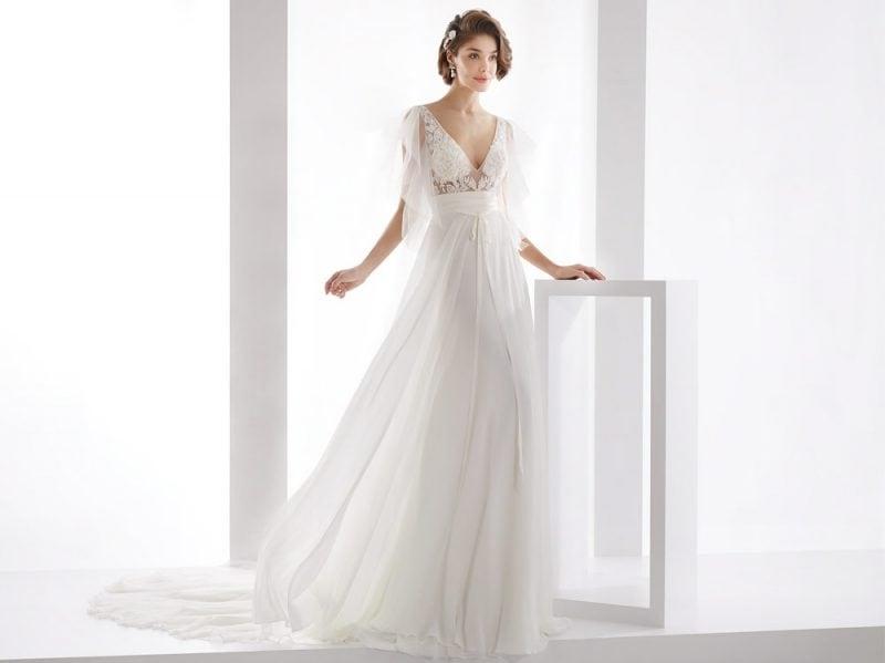 Filippa Lagerback E Labito Da Sposa Boho Chic 10 Vestiti Simili Al Suo