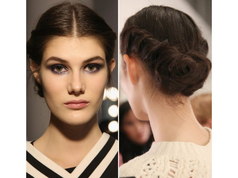 nyfw-hair-carolina herrera