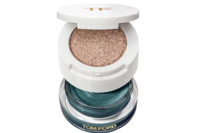 oro-argento-e-bronzo-il-make-up-dellestate-e-prezioso-TOM FORD SOLEIL 2018 – CREAM POWDER EYE DUO – AZURE SUN