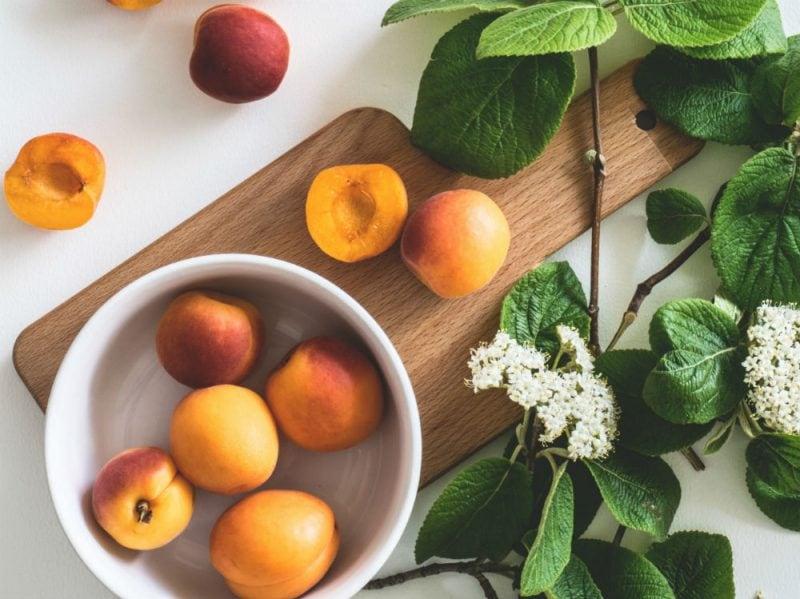 pesche frutta
