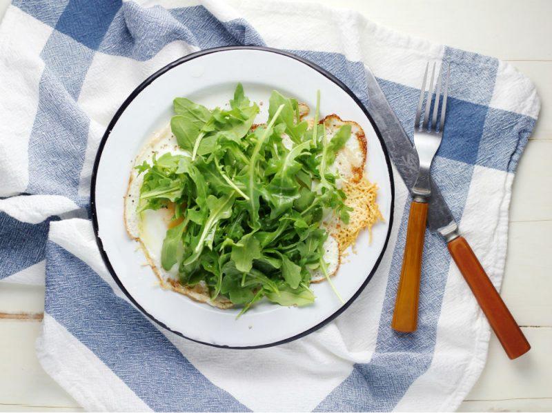 rucola insalata piatto