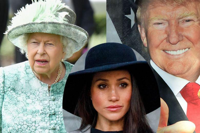 Thomas Markle offeso: la Regina ha invitato prima Trump che lui
