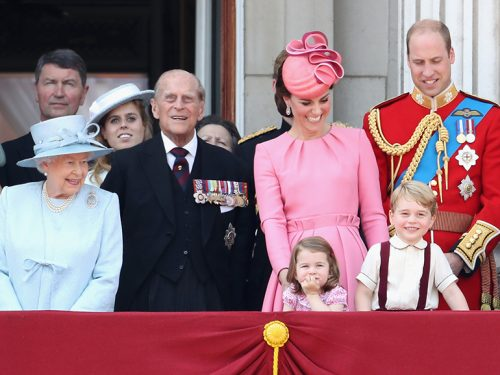 windsor trooping the colour