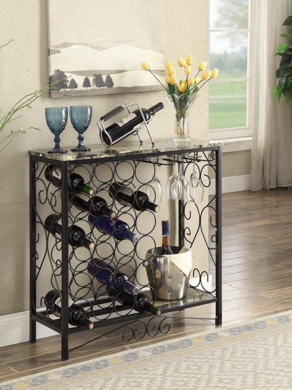 wine rack amazon