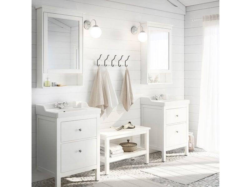 Tende Sala Bianche.Tende Ikea 10 Idee Stanza Per Stanza