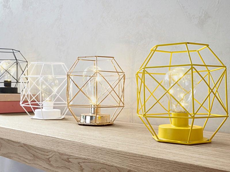 Maisons du monde lampade dal nuovo catalogo dedicato all