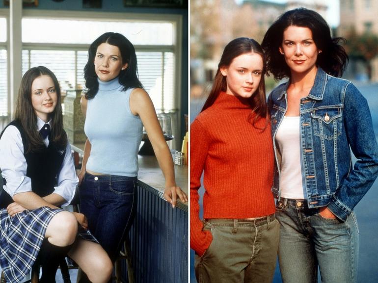 Alexis Bledel amore marito famiglia curiosita vita Rory protagonista Gilmore Girls Una mamma per amica (2)