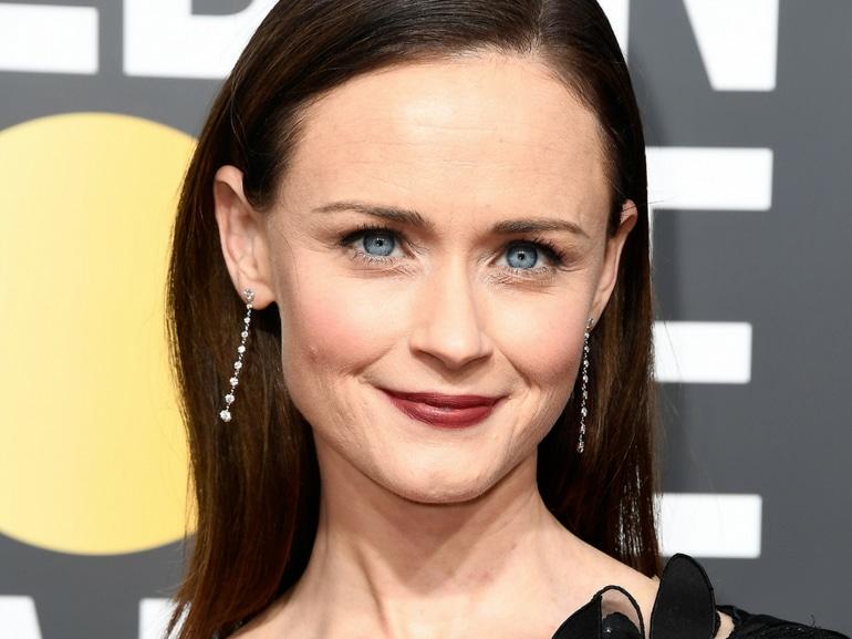 Alexis Bledel amore marito famiglia curiosita vita Rory protagonista Gilmore Girls Una mamma per amica serie tv