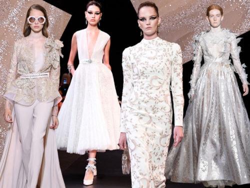 reputable site 9e5e9 8a934 Abiti da sposa: da Valentino a Dior, i modelli della Haute ...