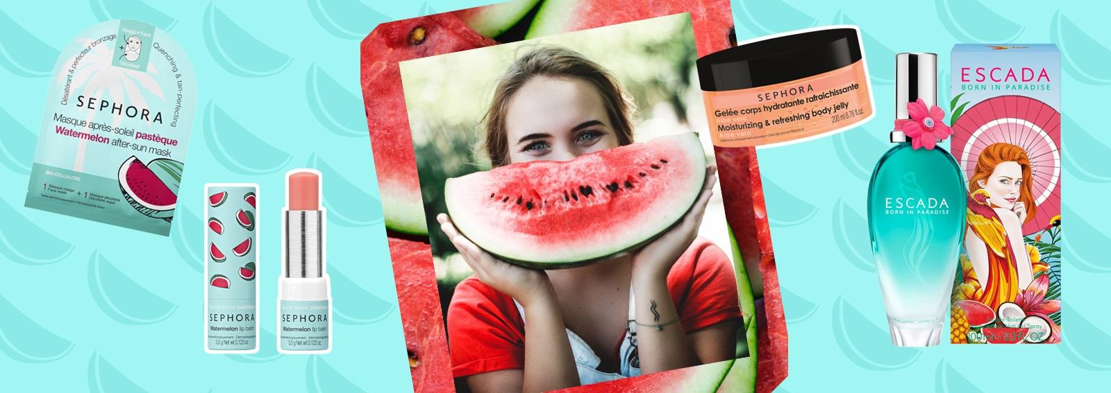 DESKTOP_anguria prodotti di bellezza rinfrescanti e succosi