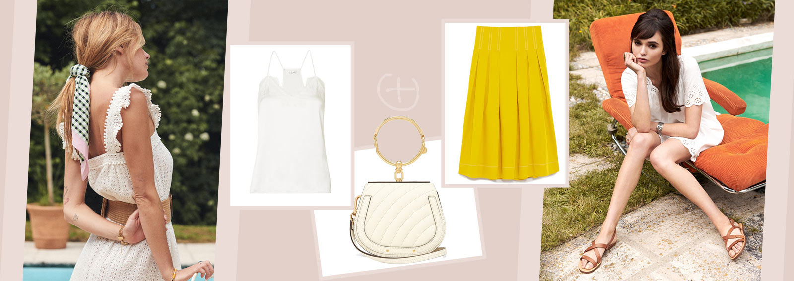Bianco: 6 modi (stilosissimi) per indossarlo dall'alba al tramonto
