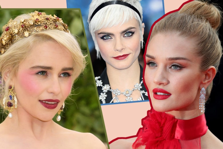 10 make up originali da copiare alle star