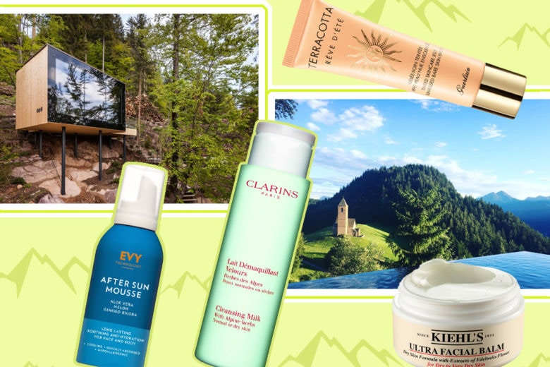 Beauty in Trentino: cosa portare in alta quota e l'esperienza della Forest Therapy