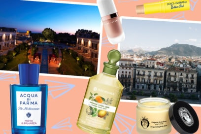 Sicilia, il beauty-case e una Spa per una vacanza nel Mediterraneo
