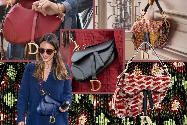 Dior Saddle Bag is back!