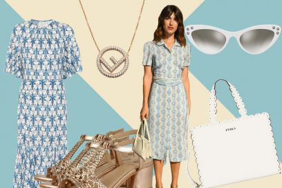 Vintage inspired? Il look di Jeanne Damas da copiare