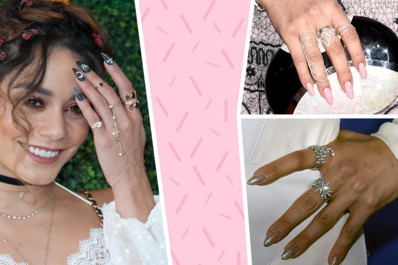 Le nail art più amate dalle star a cui ispirarsi