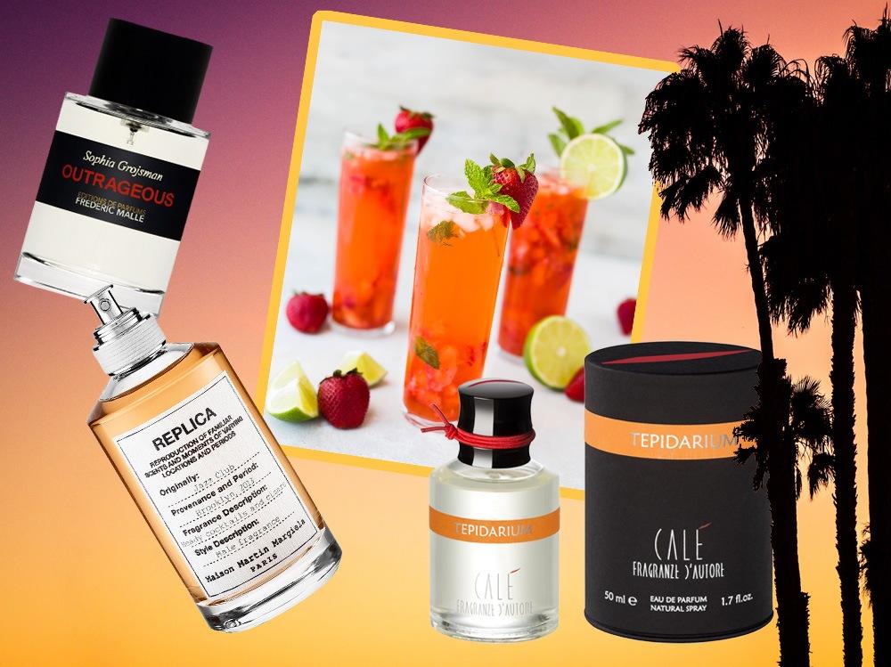 Profumo di cocktail: le fragranze ispirate ai drink più famosi