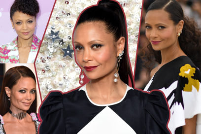 Thandie Newton: i beauty look più belli dell'attrice inglese