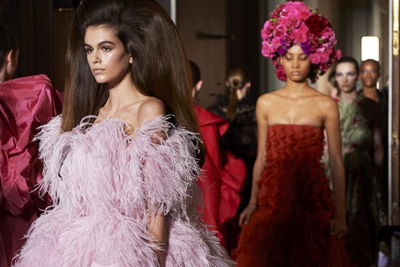 Valentino Haute Couture inverno 2018: nuovi miti e vecchi riti