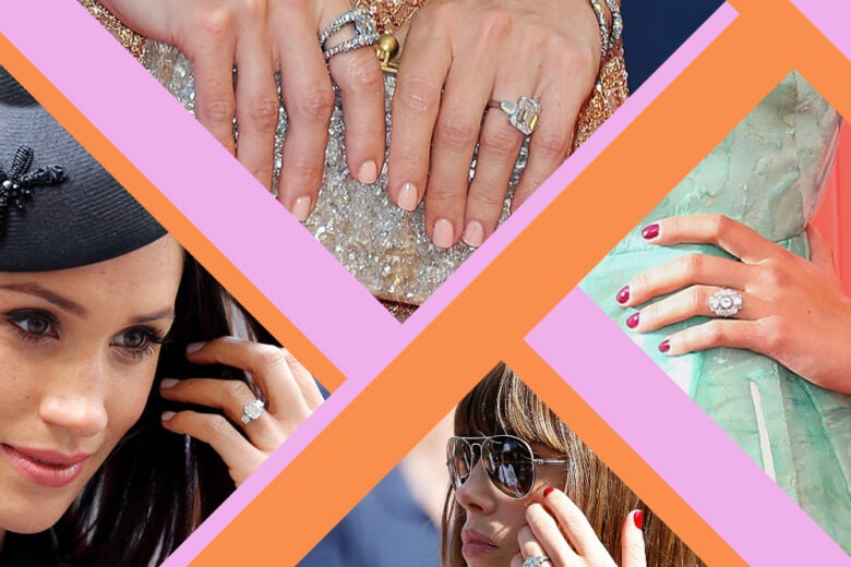 Gli anelli di fidanzamento delle star: voi quale vorreste?