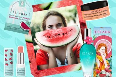 Anguria: i prodotti di bellezza più rinfrescanti e succosi