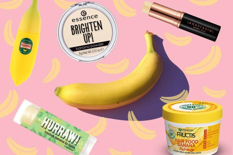 Banana beauty: i prodotti alla banana da provare assolutamente