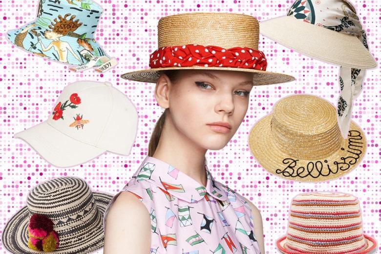 Cappelli estivi: belli, chic e freschissimi!