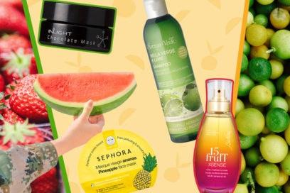 Fruity beauty: i prodotti di bellezza a base di frutta per un'estate succosa