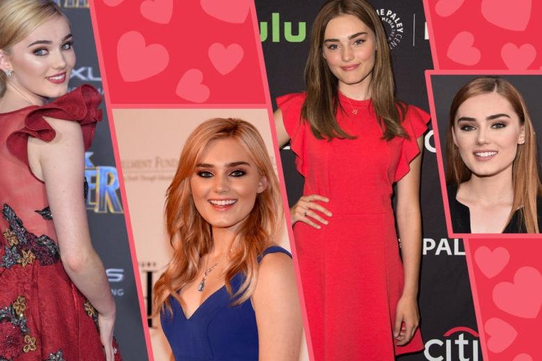 Meg Donnelly beauty look: capelli e make up della star