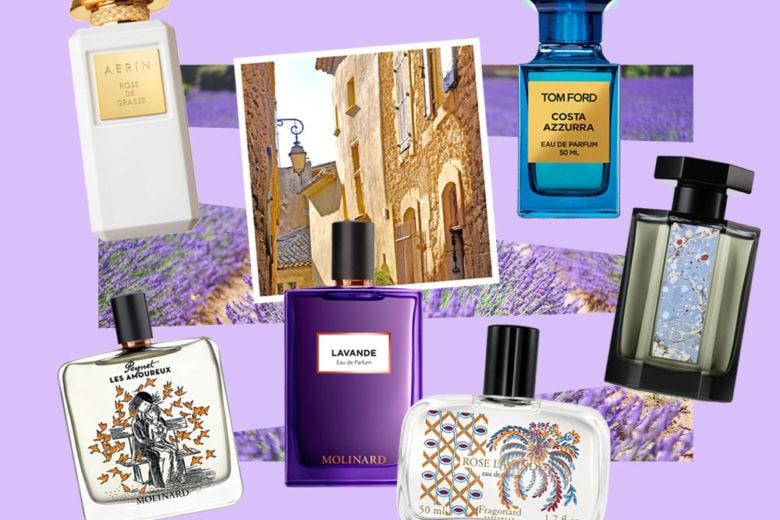 Profumi di Provenza: le fragranze ispirate alla terra dei profumi di Grasse