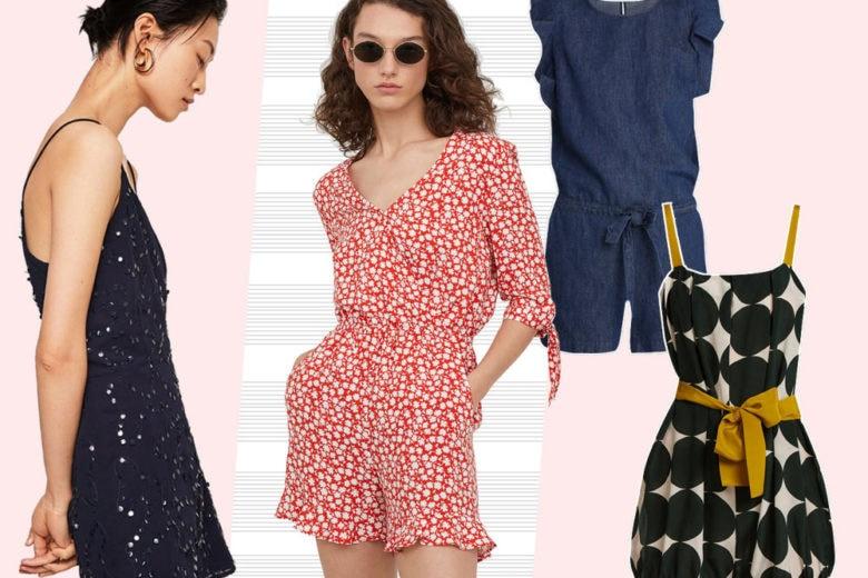 Tute corte: i modelli must dell'estate