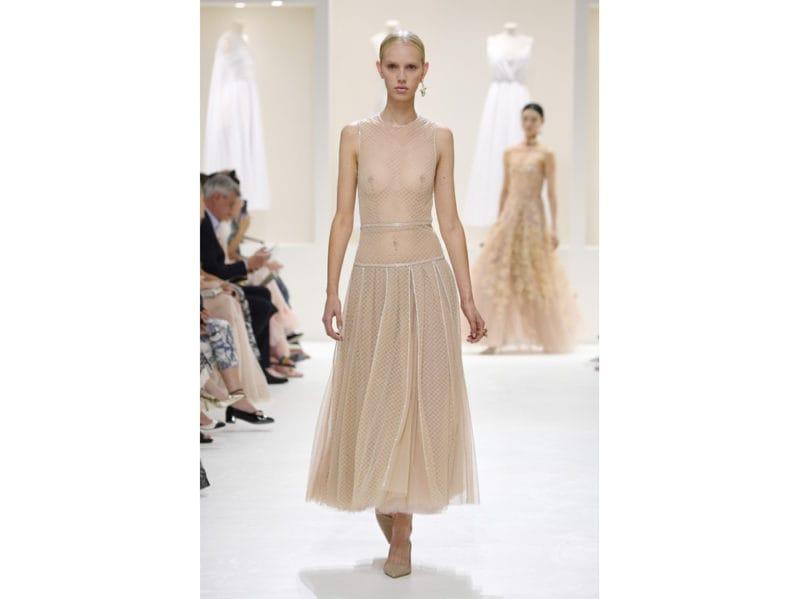 5c20e724dde8 I look più belli della sfilata Dior Haute Couture FW 18 19