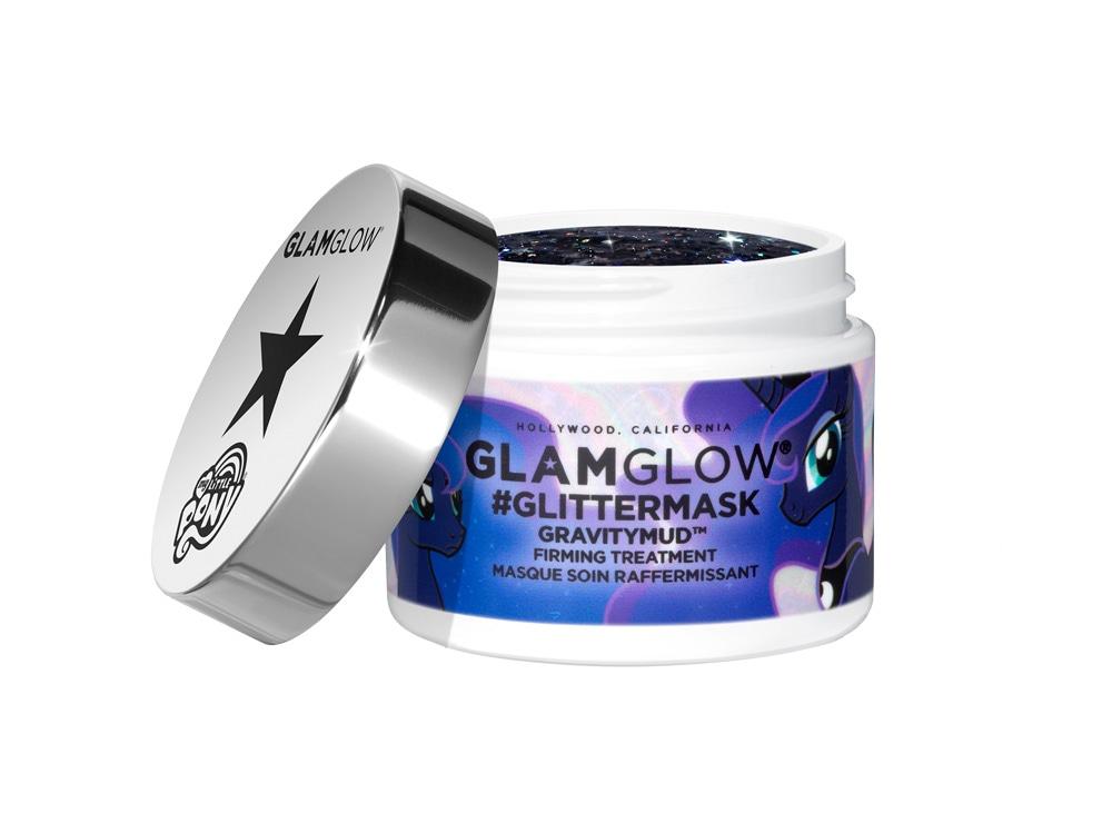 GlamGlow_MLP_Black Glitter Mask