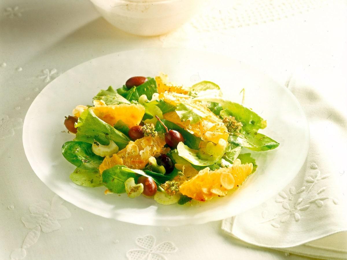 Insalata di arance e polpa di granchio(1)(1)