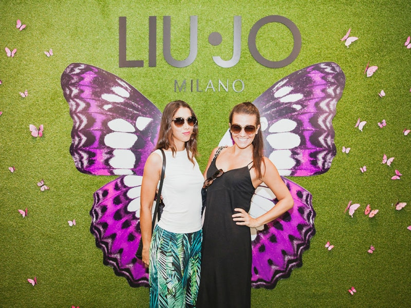 LIU JO EYEWEAR_BUTTERFLY COCKTAIL_GUESTS