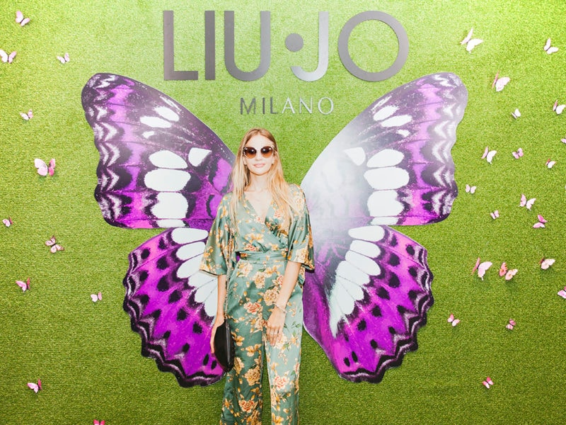 LIU JO EYEWEAR_BUTTERFLY COCKTAIL_VERONICA BAGNOLI