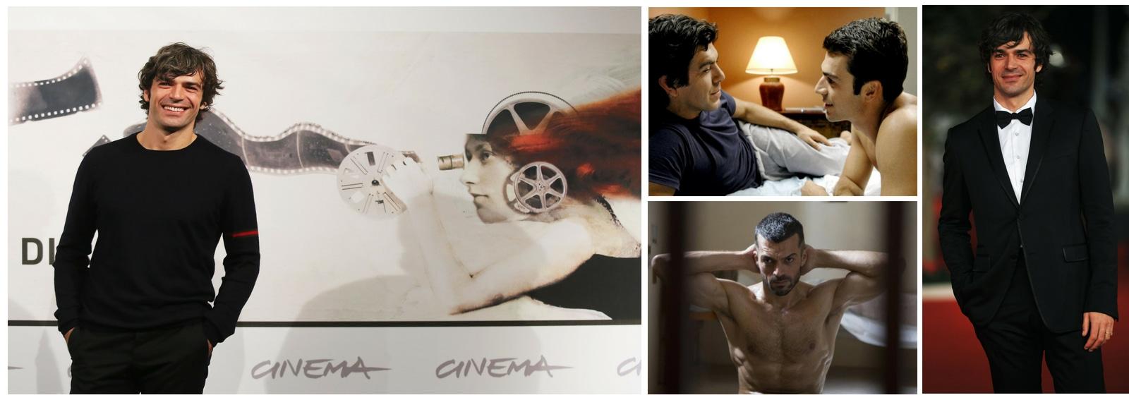 Luca Argentero sexsymbol attore italiano film amori curiosita vita DESK