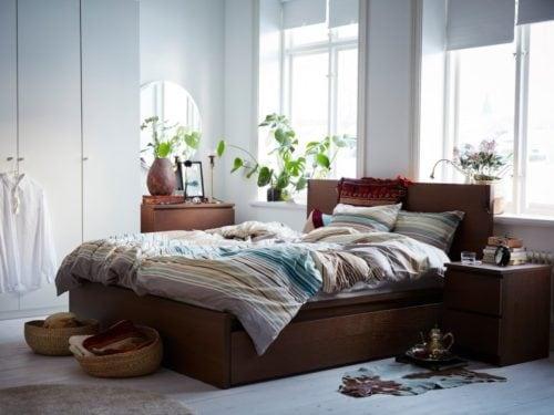 Stanza Da Letto Ikea : Letti ikea modelli per ogni stile di arredamento