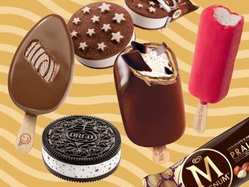 gelati confezionati