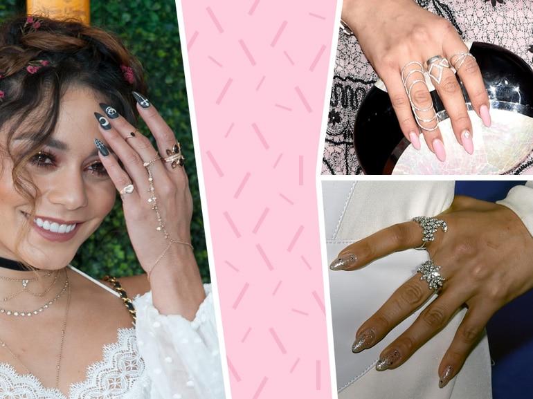 Le nail art più amate dalle celebrity a cui ispirarsi per manicure da star