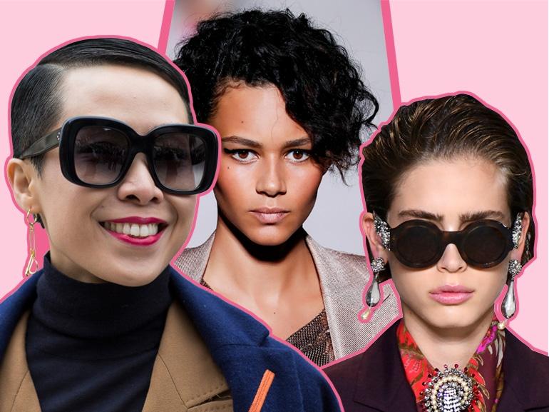 Gli hairlook per capelli corti più di tendenza da copiare ora