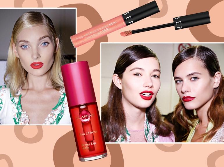 Tinte labbra e rossetti liquidi: cosa sono, le differenze e le migliori per un make up no transfer