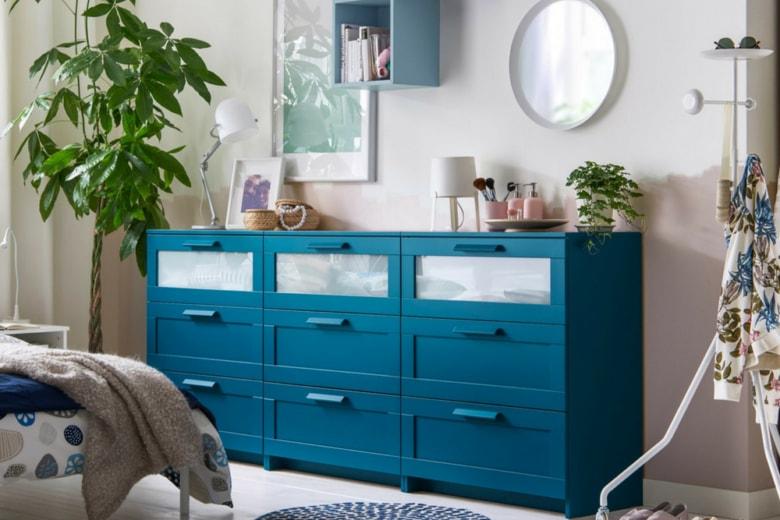 Cassettiera Ikea: i modelli più belli da comprare subito