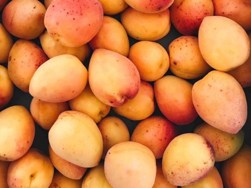 albicocche frutta