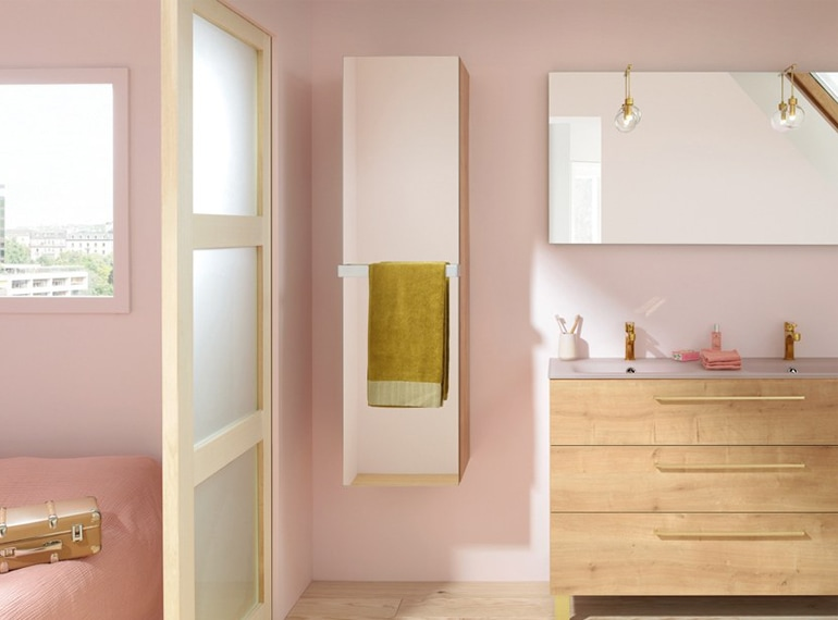 bagno moderno arredamento 1