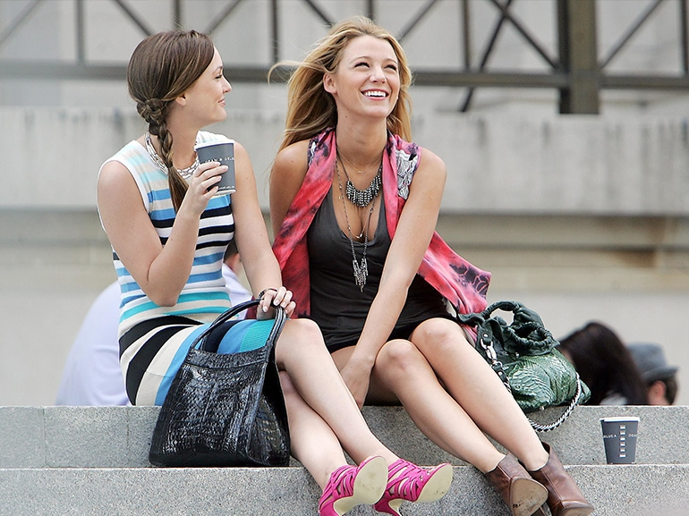 blair serena gossip girl