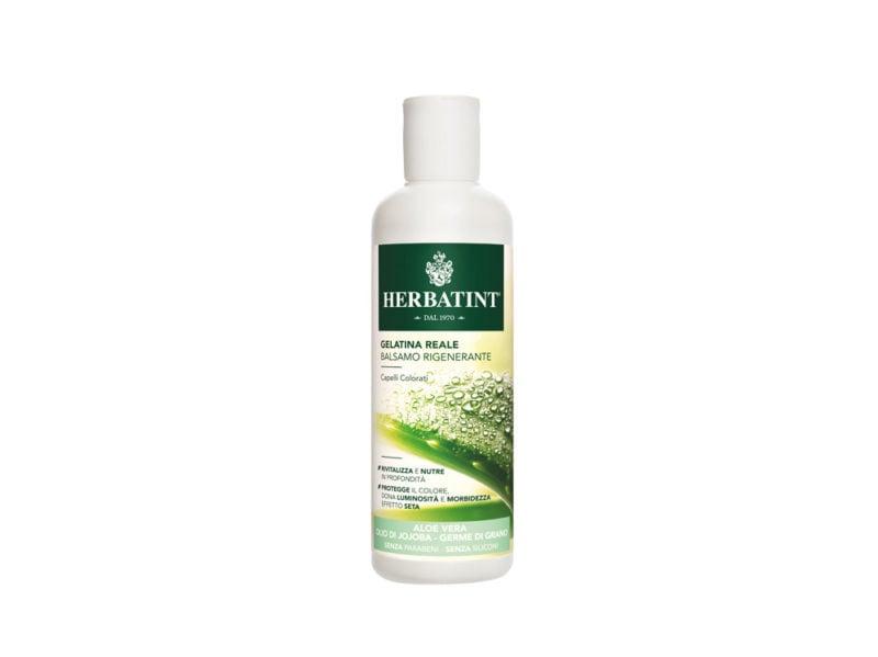 capelli-in-vacanza-come-proteggerli-dai-danni-di-cloro-salsedine-e-sole-Herbatint_Gelatina Reale Balsamo